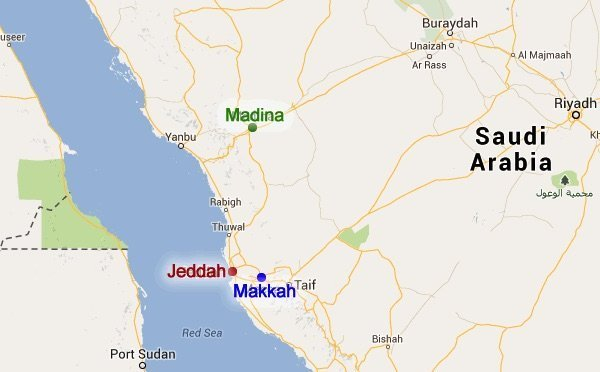 Makkah Aai Madinagai 24gadi Iruge Curfew Iiulaanu kohfi