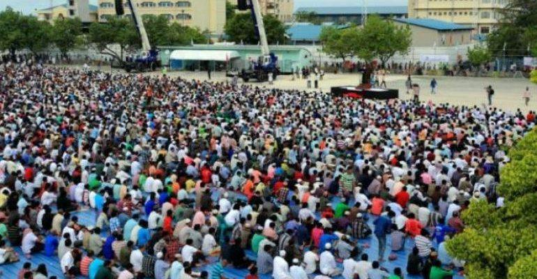 Covid 19 aai vidhigen geyga namadhu kurumah Islamic Ministry in angavaifi