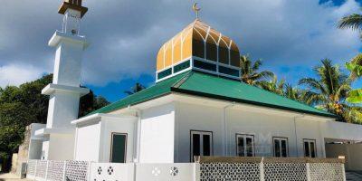 Hoama Dhuvahun Feshigen Male' Nun Rahrashuga Jamaathuga Namadhu Fesheyne Islamic Ministry