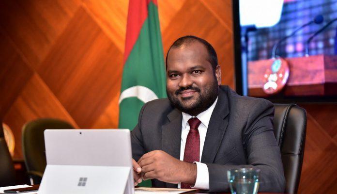 Raajjeyeg Fathuruverikan Gendhaany Islaamy Usool Thakuge Mathyga: Tourism Minister