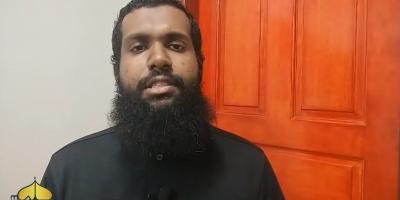 Dheenee Gothun Harukashi Vun Maana Kuran Ingeyny Dheen Ingey Myhunnah: Sheikh Allaam