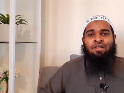 Allah Ge Rahmathun Ummeedhu Kadaa Nulavvaa: Sheikh Adam Nishaan
