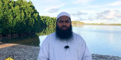 Zuvaan Dhuvas Varu Heyo Amalu Kurun Mathee Dhemi Hurumah Masakkai Kurumakee Varah Muhimmu Kameh: Sheikh Shamoon