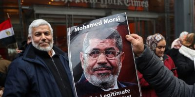 Arabinge Thereyga Huri Israelaai Idhikolhu Ehem Fahuge Leaderaky Mursi: Netanyahuge Auwaanu