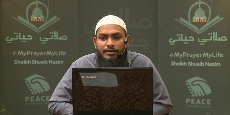 Awra Nivaakurumaky Rakkatheri Kameh: Sheikh Shuaib Nazim