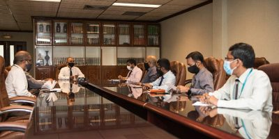 Dhivehi Raajjeyge Islami Universityge Is Beyfulhunna Islamic Minister Bahdhalu Kuravvaifi