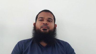 Hasadha Veringe Hithakah Dhuvahakuves Hamajehumeh Nulibeyne: Sheikh Rimaaz
