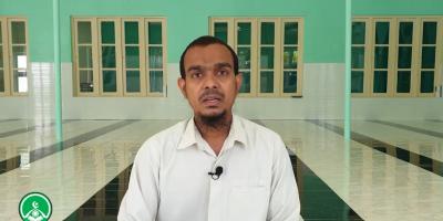 Sihath Salaamathun Beheettumah Takaa Islam Dheen Varah Bodah Baaru Alhuvaafa Ve: Sheikh Naazih