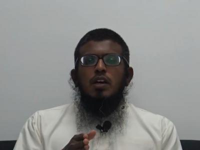 Baeh Myhunnah Faafa Eh Kurevunyma Eee Evves Kameh Kamuga Ihsaas Nuvey: Sheikh Imraan (2 Vana Bai)