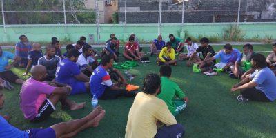 Fathis FC Football Team; Zuvaanun Namaadhaai Gaaiy Kurevvumaai Dheenee Heyluntherikan Ithuru Kurevvumah