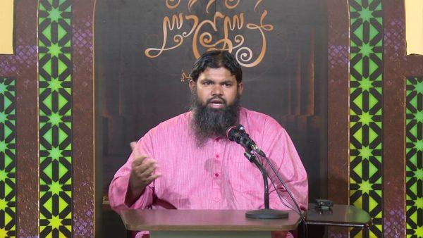 Falastheenuge Aslu Haalath Dhenegathumaky Muslimunge Ageedhaa Aa Gulhifai Vaa Kameh: Sheikh Fikury